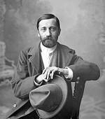 14 августа — 150 лет со дня рождения русского писателя Дмитрия Сергеевича Мережковского (1866-1941)