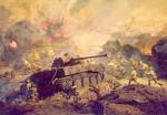 23 августа – День воинской славы России. Разгром советскими войсками немецко-фашистских войск в Курской битве (1943г.) Курская битва, длившаяся с 5 июля по 23 августа 1943 года, явилась решающей в обеспечении коренного перелома в ходе Великой Отечественной войны.