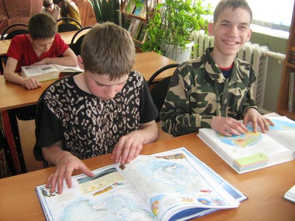 Библиотека поможет подготовиться к урокам