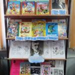 Книжная выставка Сказки дедушки Корнея