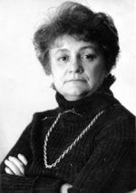 10 мая — 85 лет со дня рождения русской писательницы Галины Николаевны Щербаковой (1932-2010)