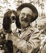 4 февраля – 145 лет со дня рождения Михаила Михайловича Пришвина (1873-1954), российского писателя