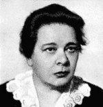 3 апреля – 115 лет со дня рождения Софьи Абрамовны Могилевской (1903-1981), российской писательницы