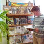 Книжная выставка Рыцари былых эпох