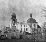 22 (9) мая – 160 лет со дня закладки храма во имя Благовещения Пресвятой Богородицы (1858)