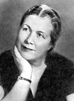 19 июля – 115 лет со дня рождения Ольги Ивановны Высотской (1903-1970), российской писательницы