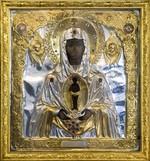 8 июля (25 июня)– 150 лет со дня прибытия в Благовещенск чудотворной иконы Албазинской Божией матери «Слово Плоть Бысть» (1868)