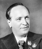 8 августа – 120 лет со дня рождения Василия Ивановича Лебедева-Кумача (1898-1949), российского поэта.