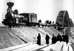 19 декабря (6) – 105 лет со дня открытия движения по Амурской железной дороге от станции Благовещенск (1913).