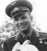 9 марта – 85 лет со дня рождения Юрия Алексеевича Гагарина (1934-1968), русского летчика-космонавта, впервые в истории совершившего полет в космос, Героя Советского Союза