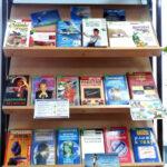 Книжная выставка «Быть здоровым и позитивным»