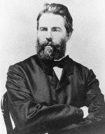 1 августа – 195 лет со дня рождения американского писателя Г. Мелвилла (1819-1891)