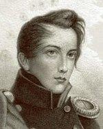 11 сентября – 215 лет со дня рождения русского поэта А.И. Полежаева (1804-1838)