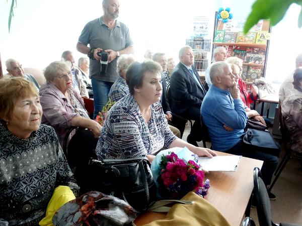 Юрию Константиновичу Чапковскому – 80 лет!