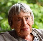 21 октября – 90 лет со дня рождения Урсулы Крёбер Ле Гуин (1929-2018), американской писательницы-фантаста