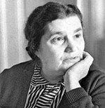 20 декабря – 115 лет со дня рождения русской писательницы и публициста Евгении Семеновны Гинзбург (1904-1977)