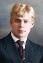 3 октября — 125  лет со дня рождения поэта  Сергея Александровича Есенина (1895-1925)
