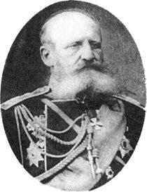 10 июля (28 июня) — 190 лет со дня рождения первого Приамурского генерал-губернатора Андрея Николаевича Корфа (1831–1893)