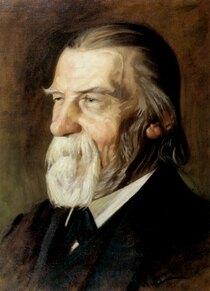 8 сентября —190 летсо дня рождения немецкого писателяВильгельма Раабе(1831-1910)