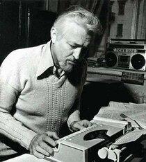 13 сентября —85 летсо дня рождения русского писателяГеннадия Александровича Черкашина(1936-1996)