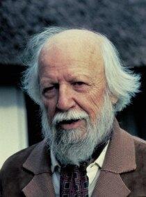 19 сентября —110 летсо дня рождения английского писателяУильяма Джеральда Голдинга(1911-1993)